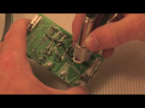 Conformal Coating Removal (CCR)