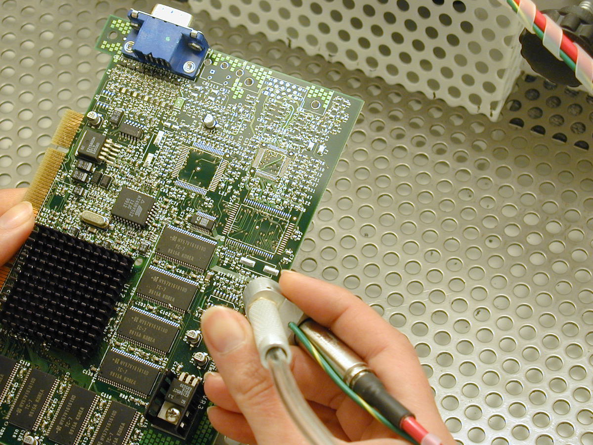Selective Conformal Coating Removal (CCR) with Precision