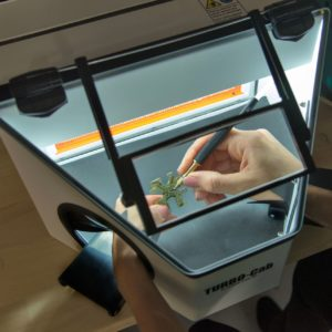 TURBO-Cab™ Work Chamber