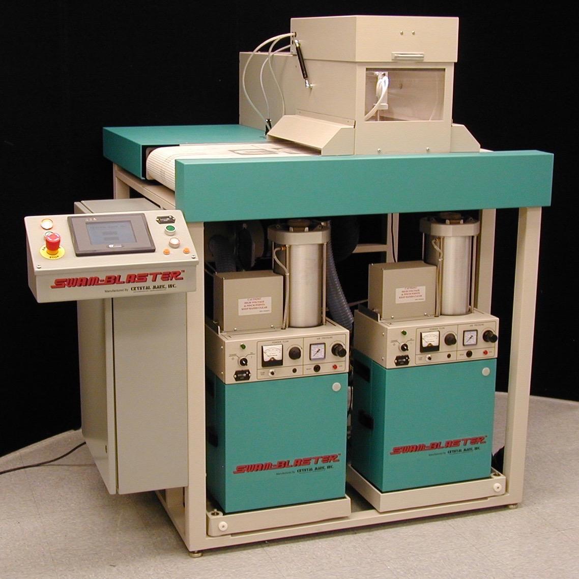 C129 Automated Belt Abrading System