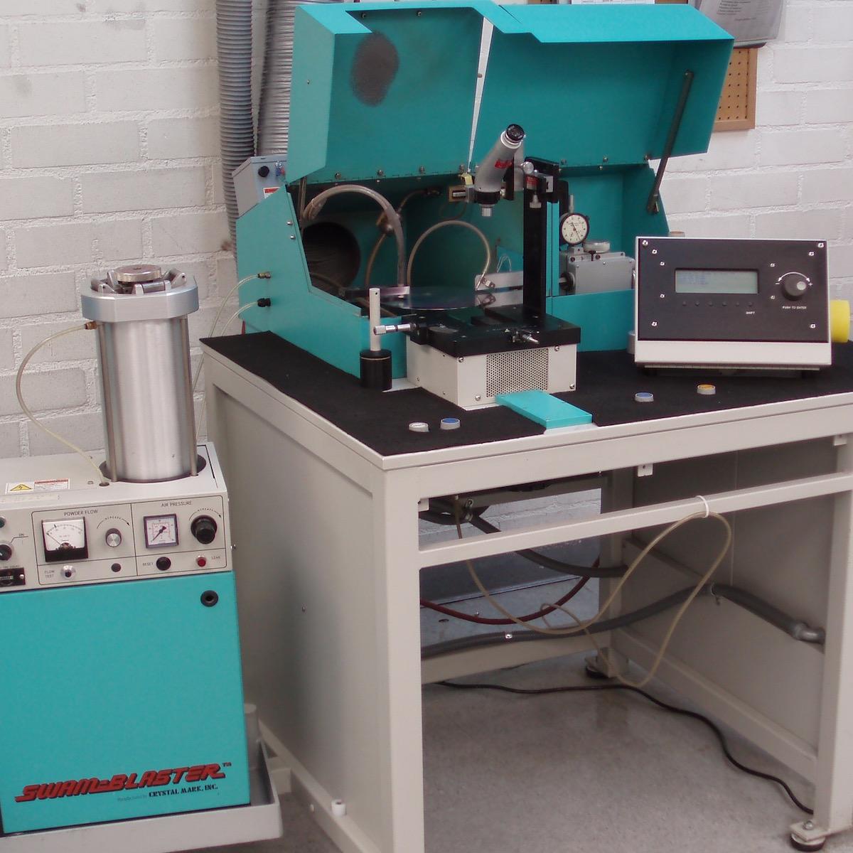 C5100 Wafer Coring Edge Beveling System