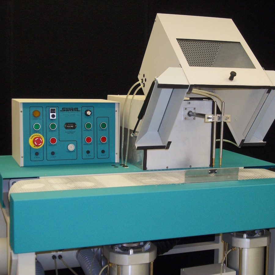 Micro Abrasive Process Control   Variable Five of Five - Speeds and Feeds