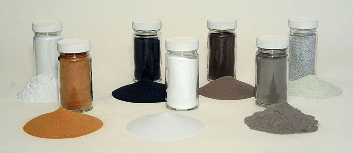 Slider - Micro Abrasive Powders