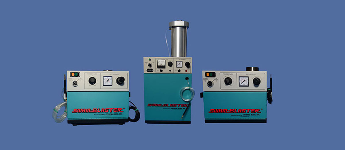 Slider - Micro Sandblast Equipment